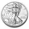 1 ounce American Silver Eagle coin